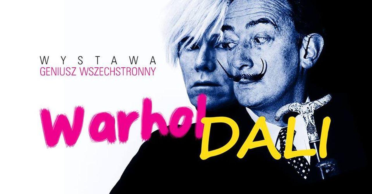 Dali, Warhol // Versatile Genius