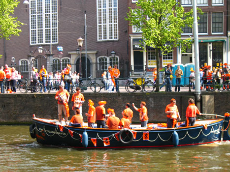 Festivals and Holidays in Amsterdam