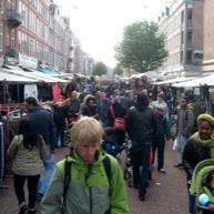 Albert Cuypmarkt Market