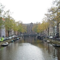 Streets and Canals