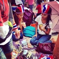Patriotic Protesters