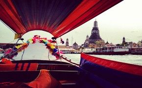 Bangkok by Boat