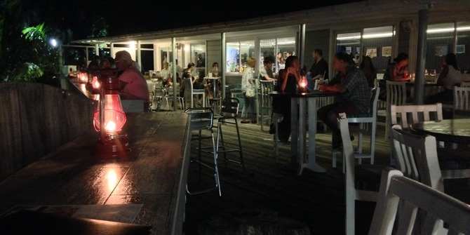 Photo 1 of Drift Ocean Terrace Lounge Drift Ocean Terrace Lounge