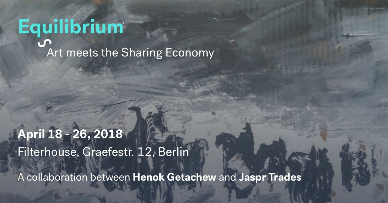 Equilibrium - Art Meets the Sharing Economy