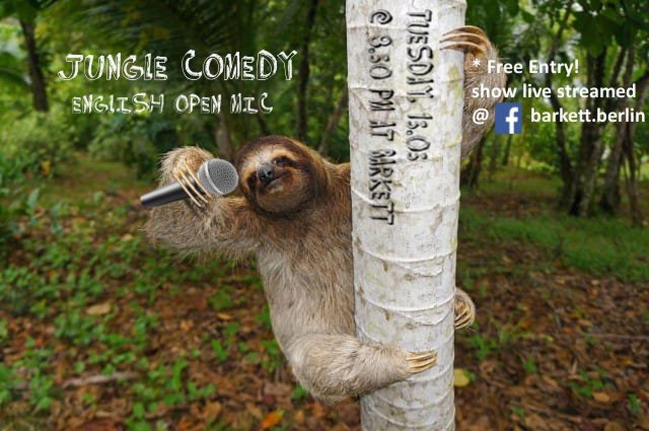 Jungle Comedy