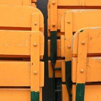 Folded Seats