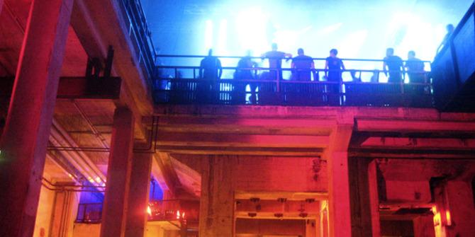 Photo 1 of Berghain & Panorama Bar Berghain & Panorama Bar