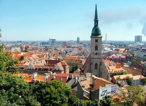 Bratislava Slovakia - Interactive Guide