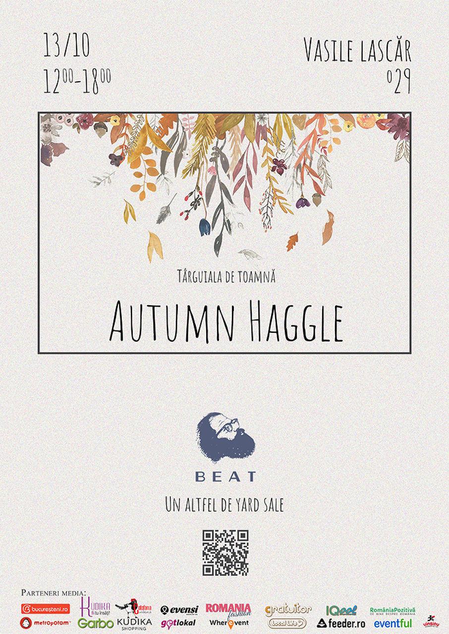 Autumn Haggle @BEAT bar umanist