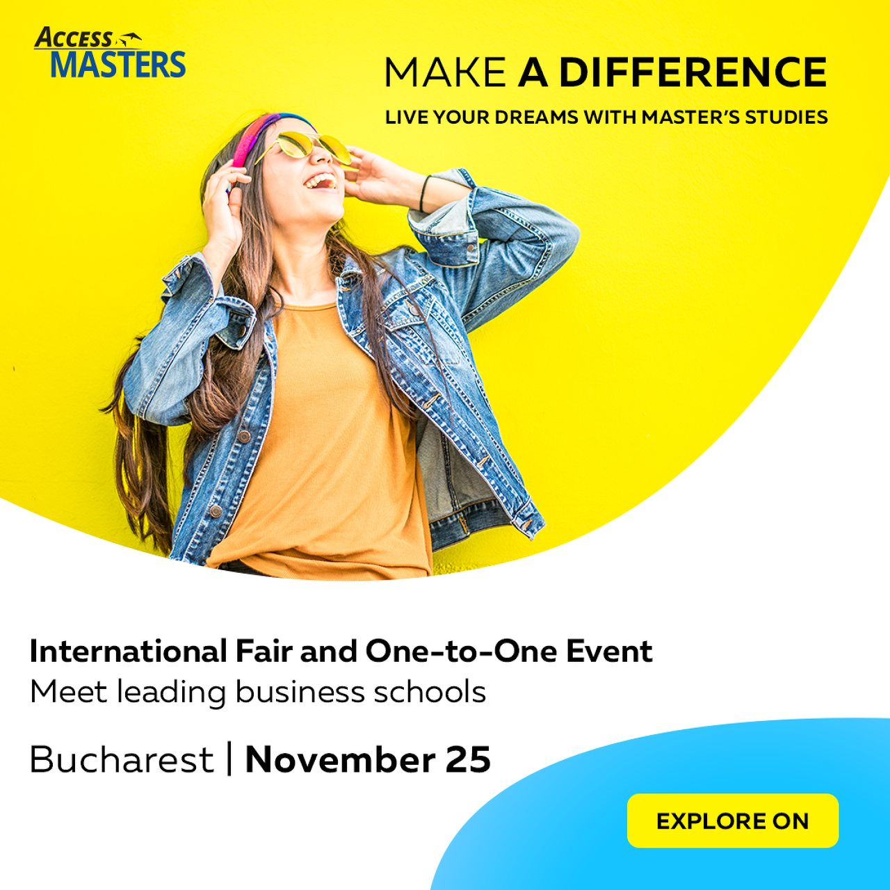Access Masters is Coming in Bucharest!
