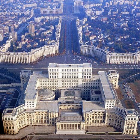 The People's Palace: Ceausescu's Lasting, Loathed Legacy