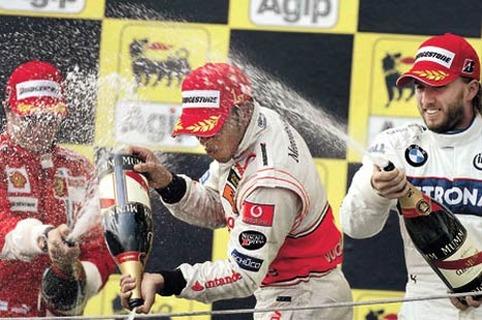 Formula 1 Fun in Hungary!