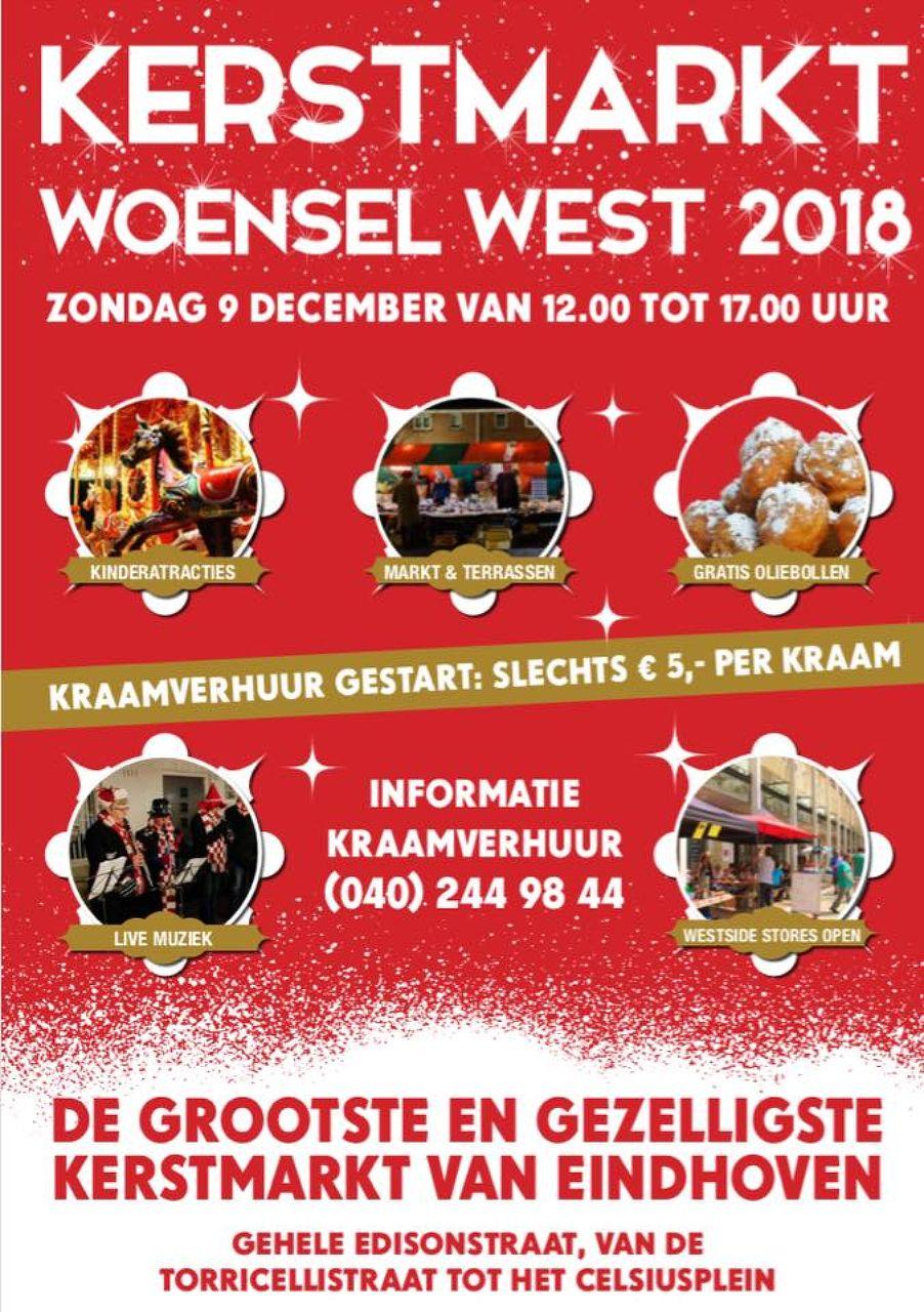 Christmas Market Woensel West