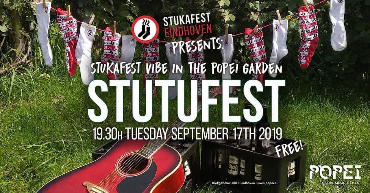Stukafest presents: Stutufest!