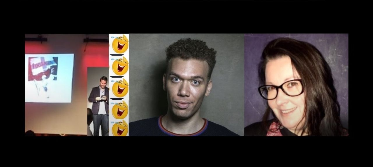 Eindhoven English Comedy Night, Wed, Dec 11