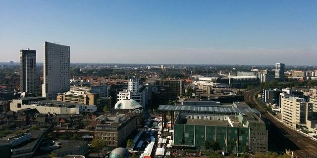 Working in Eindhoven