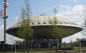 Evoluon - an evolving icon