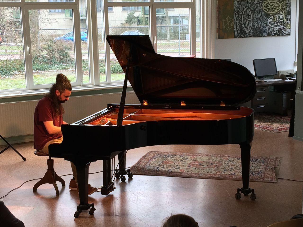 Photo 1 of Paviljoen Ongehoorde Muziek