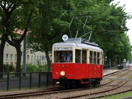 Historical Tram Tours