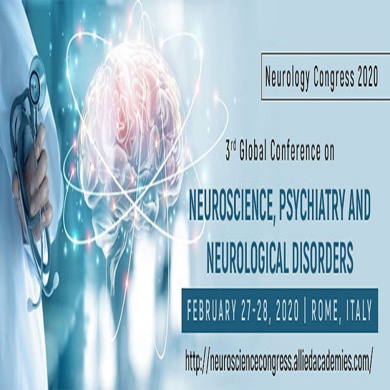 3rd Global Conference on Neuroscience, Psychiatry and