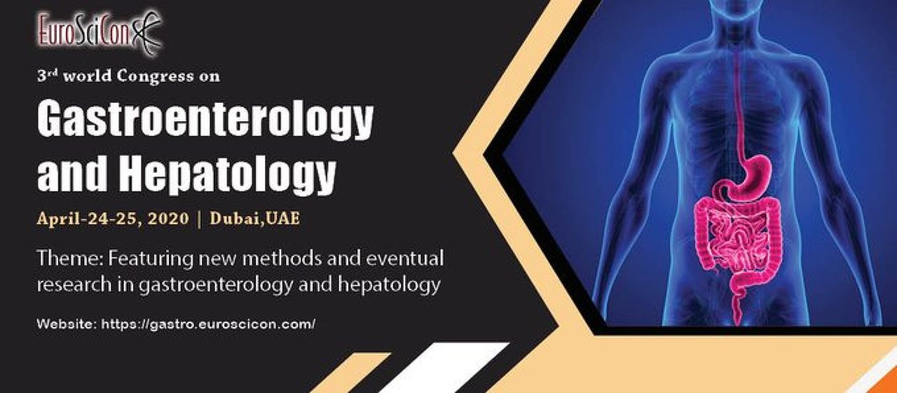 3RD world congress on gastroenterology and hepatology