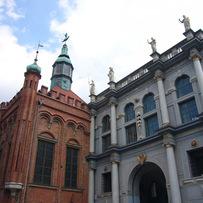 Zlota Brama, Gdansk