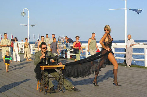 Sopot Pier Gdansk Life