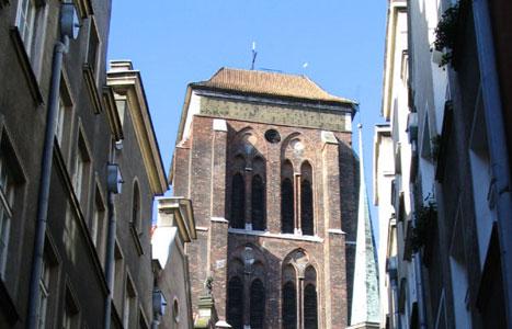Gdansk Churches