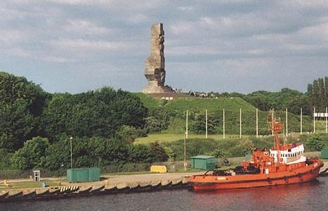 The Battle of Westerplatte