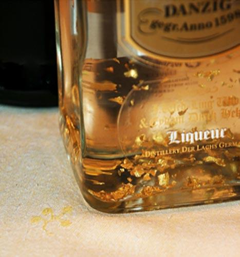 Gdansk's Goldwasser: Alchemic Elixir