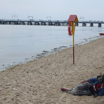 Beach Bum, Sopot
