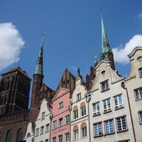 Gdansk Skyline