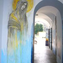 Gdansk Corridor Mural2