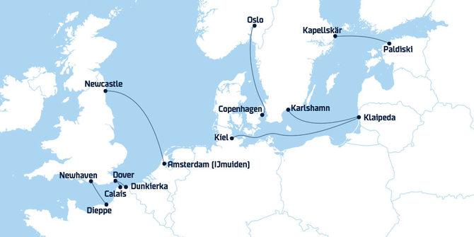 Photo 1 of DFDS Seaways DFDS Seaways