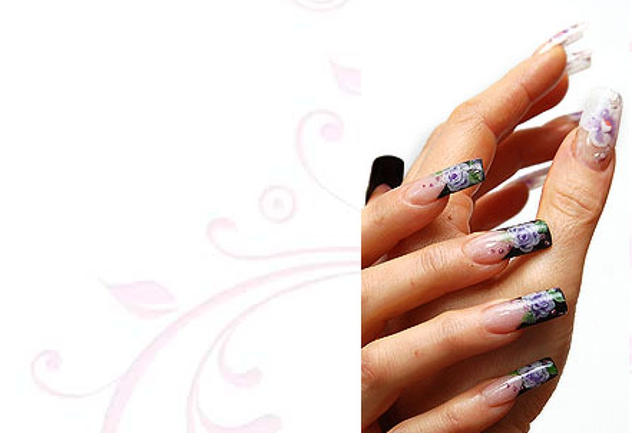 Photo 1 of Nails Grafiti Cosmetics