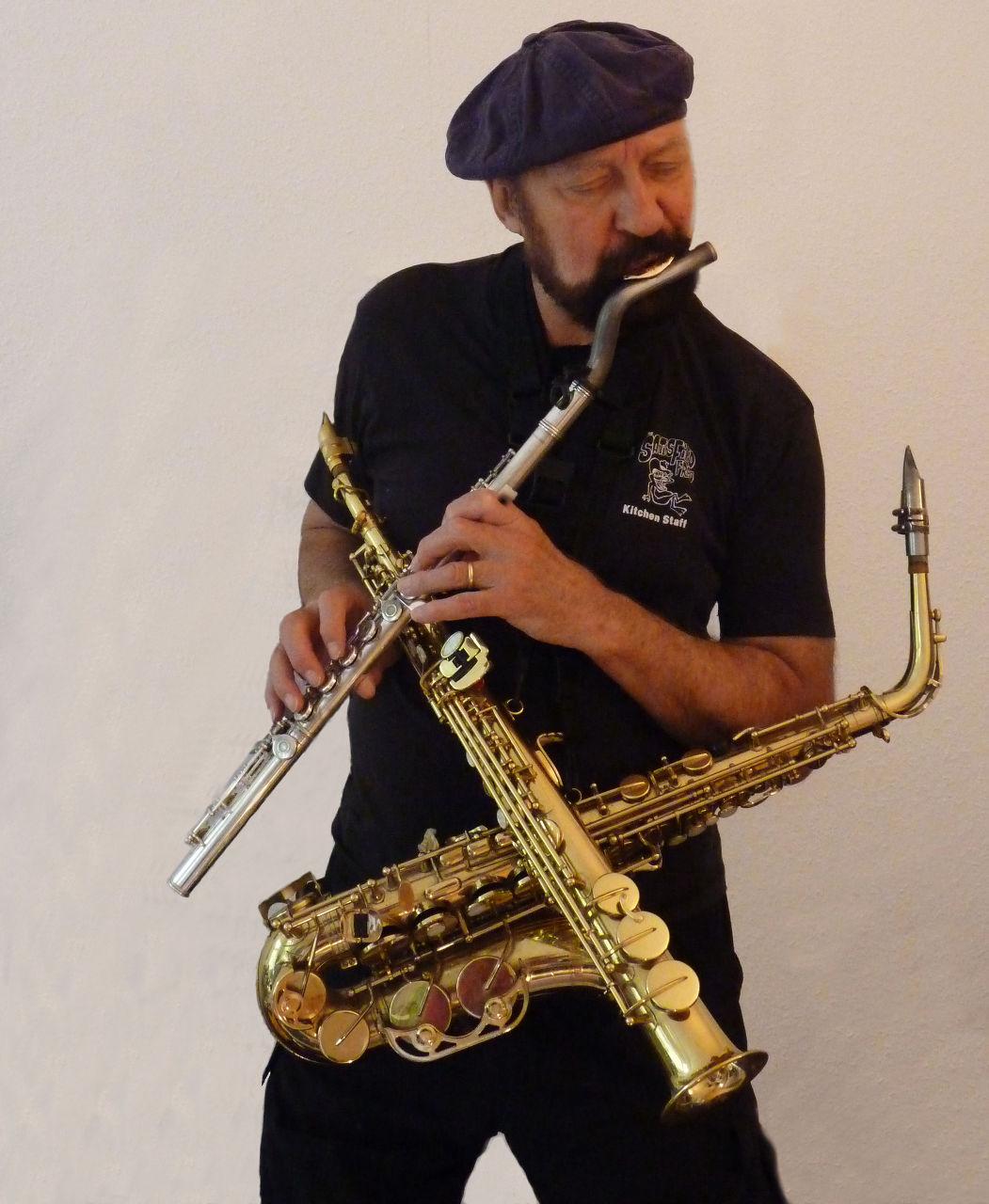 American Jazz Musician Appearance!