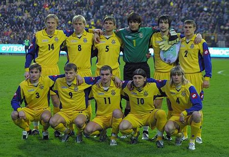 Euro 2012 in Kiev!