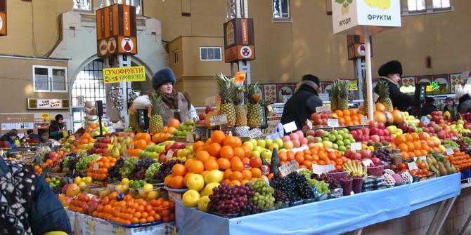 Photo 1 of Besarabsky Market Besarabsky Market
