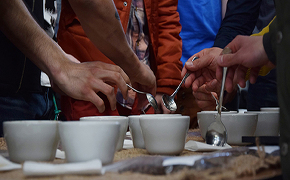 European centre of coffee brewing
