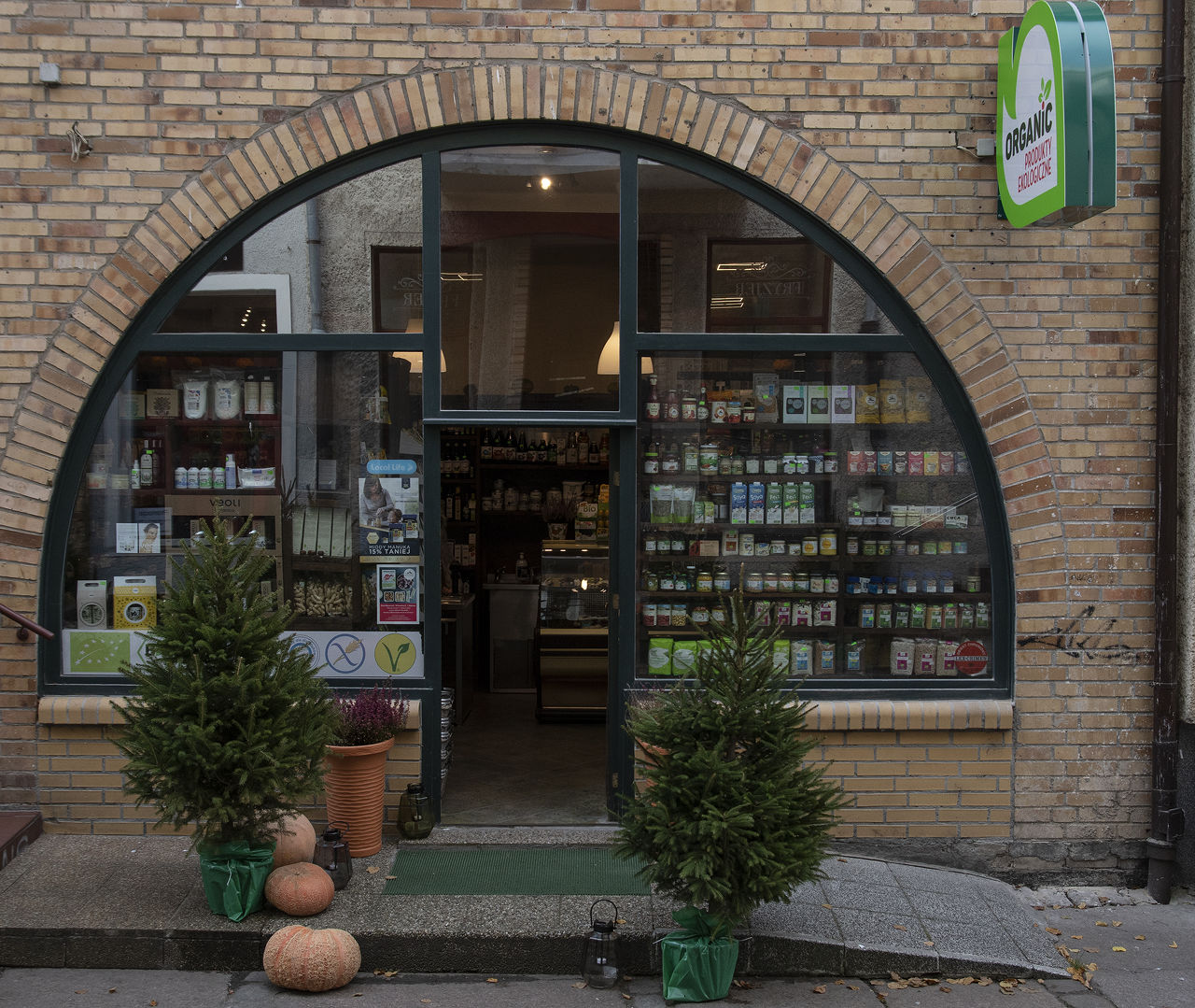 Photo 1 of Organic Shop