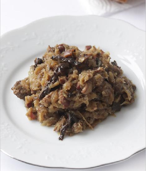 What to eat in Poland : bigos