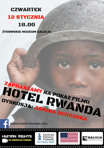 Hotel Rwanda Screening & Discussion
