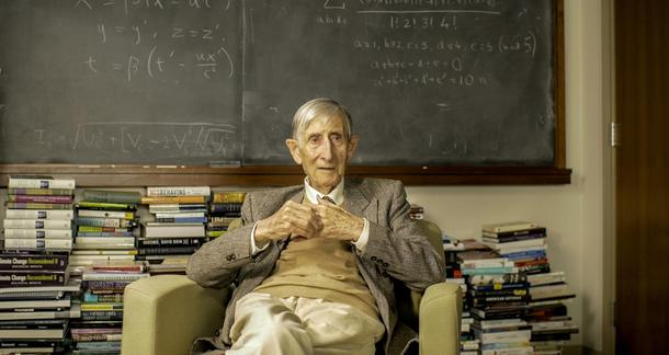 Freeman Dyson: Space dreamer [Docs+Science Pioneers | season 2 – Krakow Film Festival]