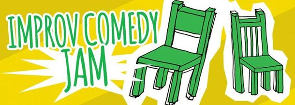 Improv comedy in English! – Jam and Open mic