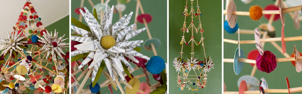 Paper Flower Chandelier (Pajaki) Workshop