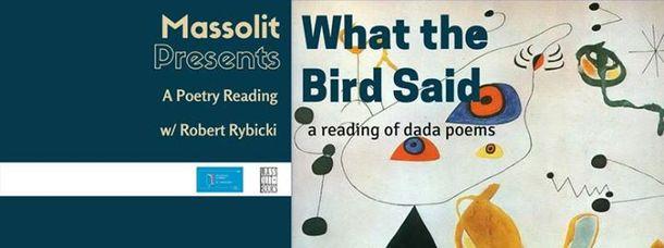 Poetry Reading: Robert Rybicki (Krakow Book Weekend)