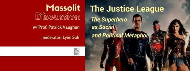 Massolit Discussion: Patrick Vaughan