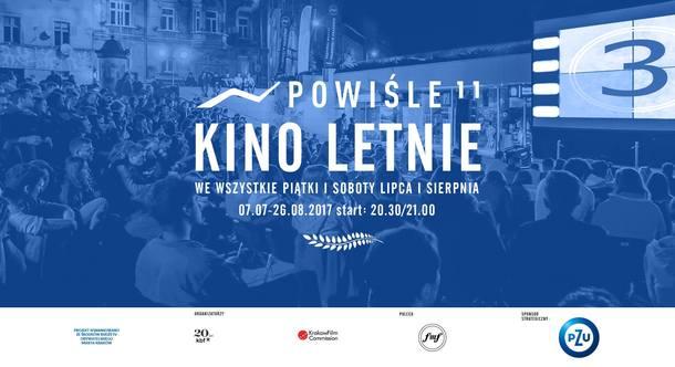 Powiśle 11 Summer Cinema under Wawel Castle