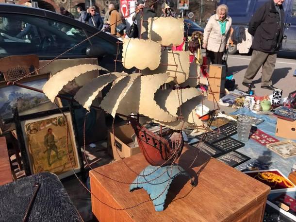 Hala Targowa Flea Market