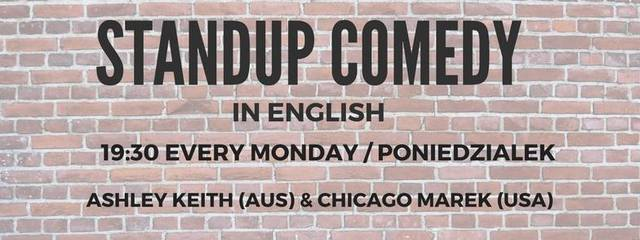 Standup Comedy Night in English! / Every Monday